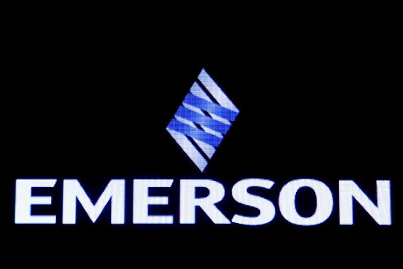 Emerson Electric working on deal with software firm Aspen Tech - Bloomberg News