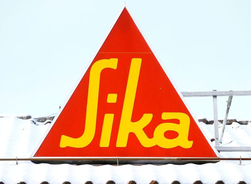Sika optimistic on China prospects despite Evergrande concerns