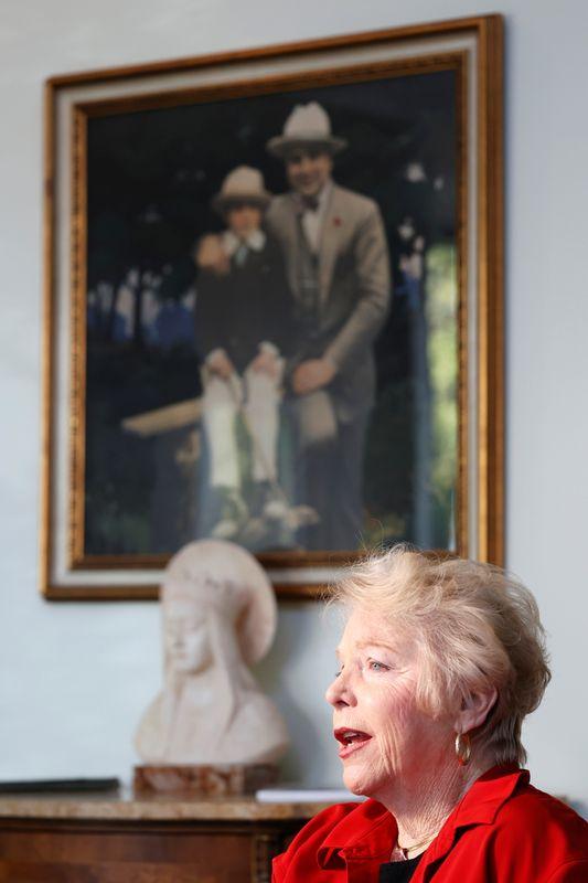 Neta de Al Capone espera que leilão revele lado humano do gângster