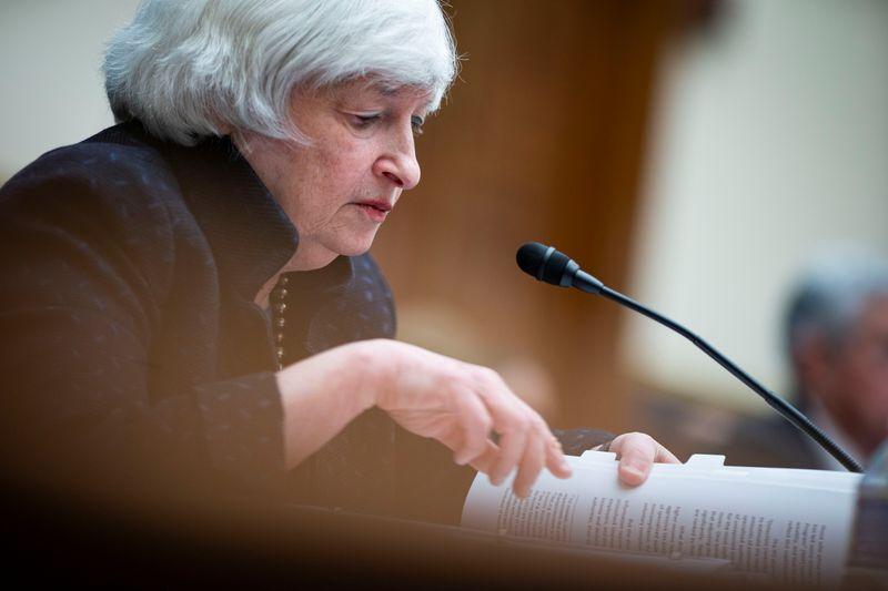 Yellen chama acordo fiscal global de conquista de uma geração