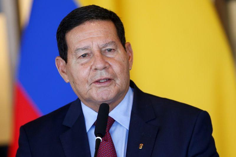 Mourão defende articulação de países da região amazônica diante da COP26