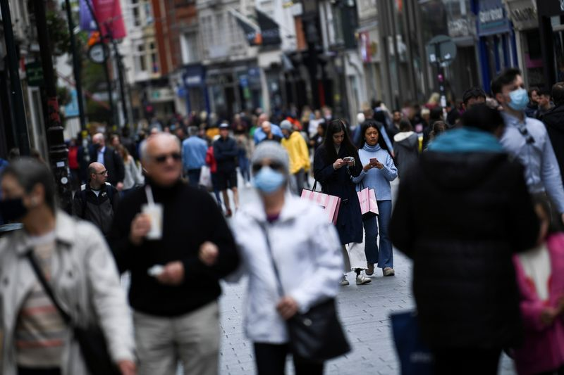 Ireland cuts 2021 deficit forecast to 3.1% of GDP