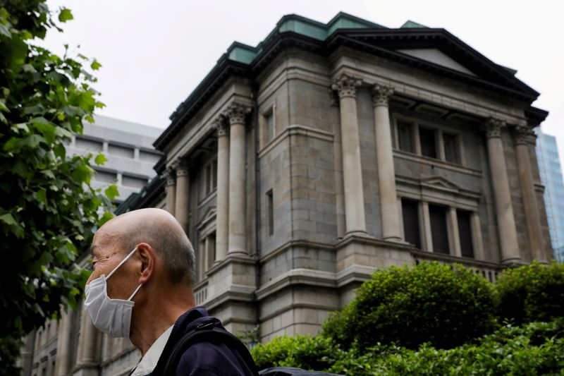 Japan households expect inflation to pick up - BOJ survey
