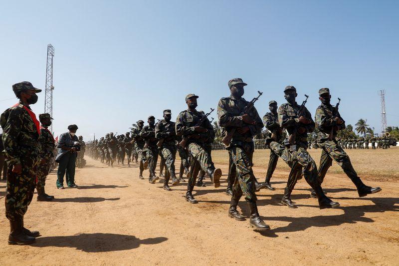 Polícia de Moçambique mata líder de grupo dissidente de principal sigla opositora