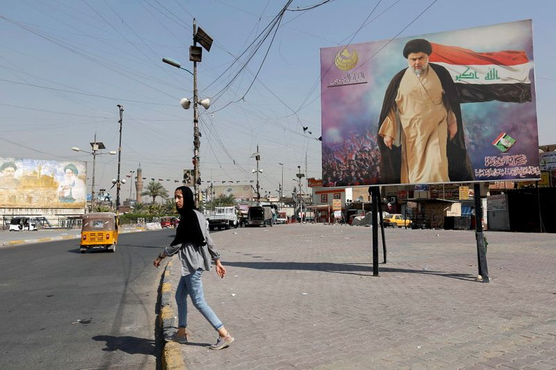 Analysis-Iraqi voters spurn Iran's allies, but Tehran could still fight for clout