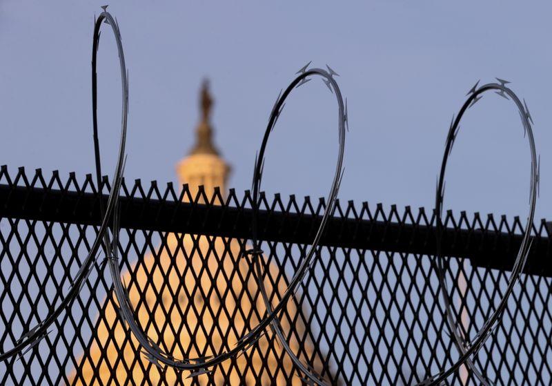 U.S. asks judge to keep accused Capitol rioter in jail ahead of trial