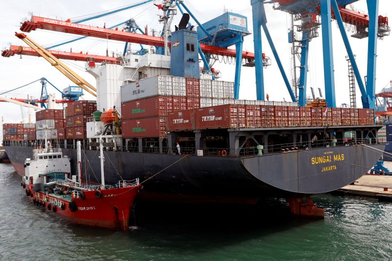 Indonesia Sept trade surplus likely narrowed amid strong exports and imports: Reuters poll