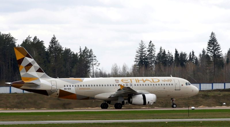 Etihad raises $1.2 billion in first sustainability-linked ESG loan in aviation