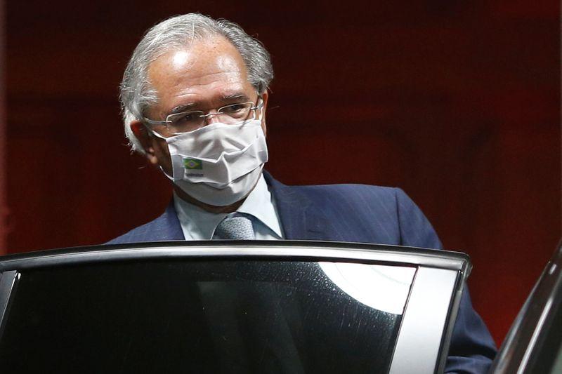Brasil está posicionado para recuperação robusta e duradoura, diz Guedes