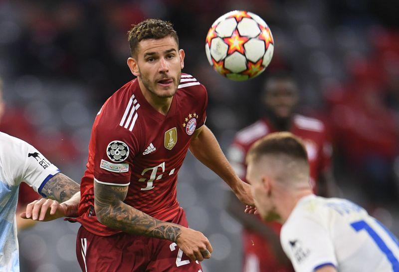 Hernández, do Bayern, pega 6 meses de prisão por desafiar medida cautelar