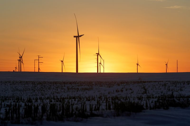 U.S. planning offshore wind farms from Maine to California