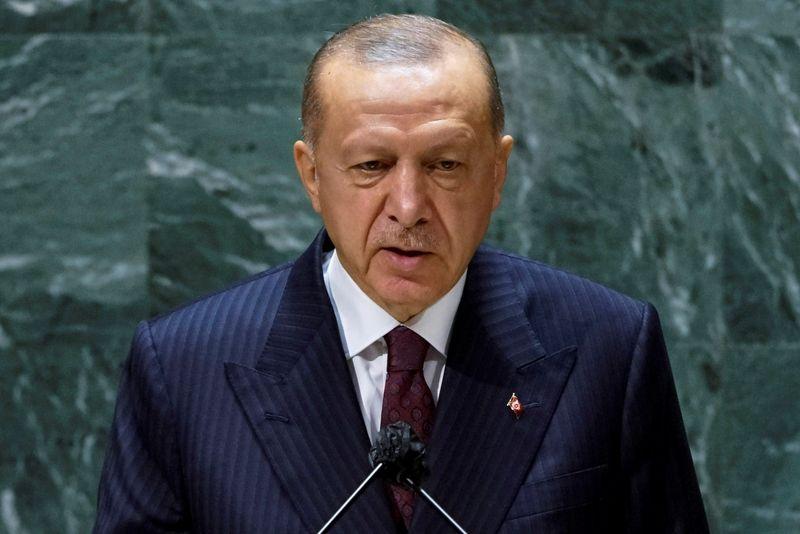 أردوغان يجري تغييرات بلجنة السياسة النقدية بالمركزي والليرة تهوي لمستوى قياسي