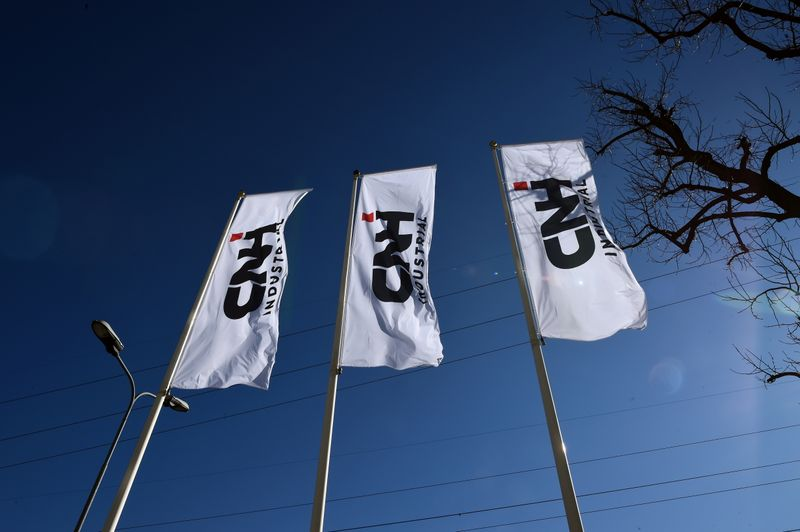 CNH Industrial to temporarily shut several plants in Europe on supply disruptions