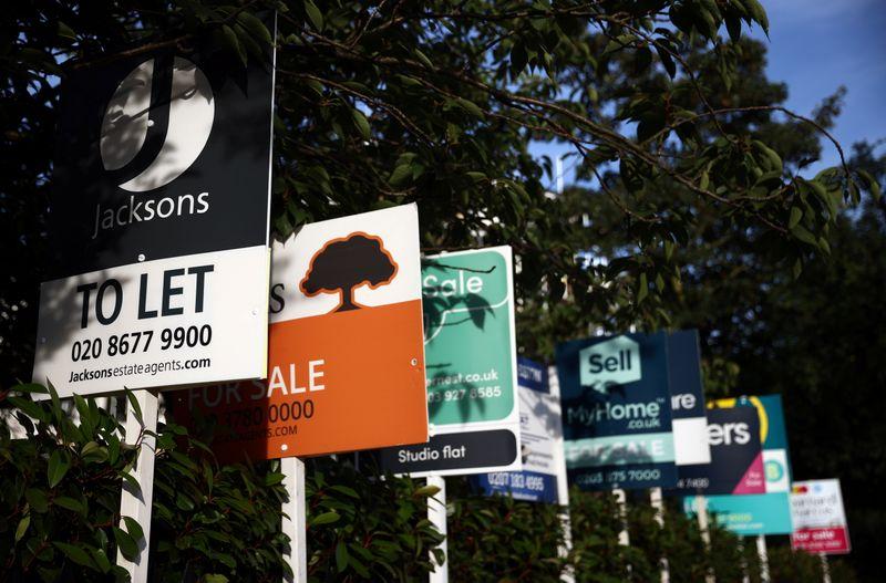 UK house price climb slows, homes shortage deepens - RICS