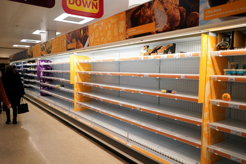 Britain's binge on cheap food is over, biggest chicken producer says