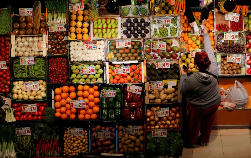 Spain September inflation at 13-year high on soaring energy prices