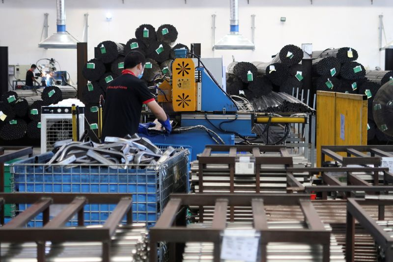 Alta de preços ao produtor na China bate recorde em setembro