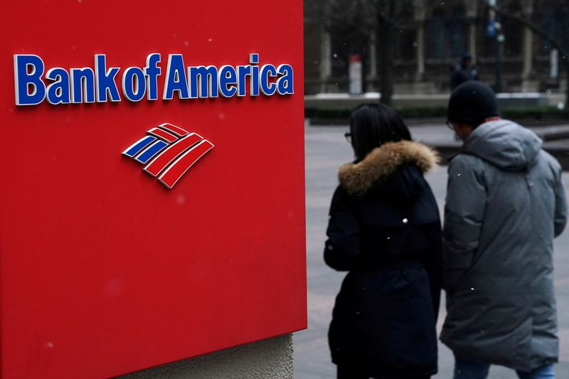 Bank of America profit beats on reserve release boost