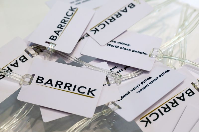 Barrick's gold output rises nearly 5% sequentially on Argentine mine boost By Reuters