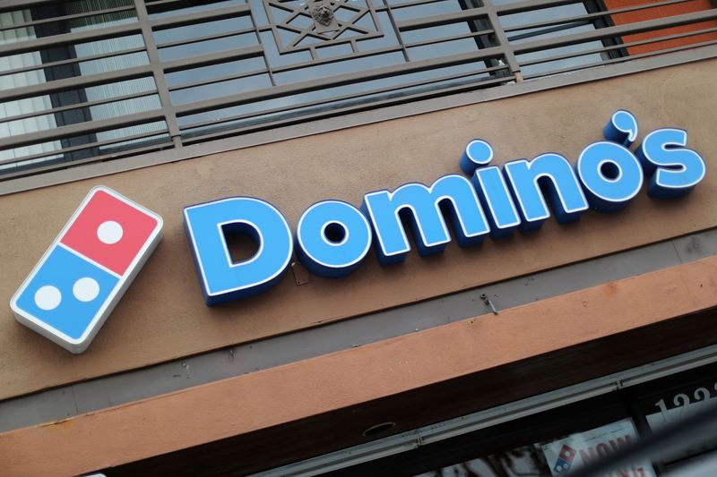 Domino's Pizza reports surprise fall in U.S. same-store sales as demand slows