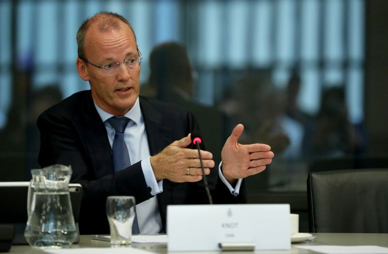 Europe at risk of higher inflation; ECB'S PEPP should end in March: ECB's Knot By Reuters