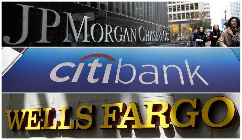 U.S. banks beat profit estimates on economic rebound, red-hot markets