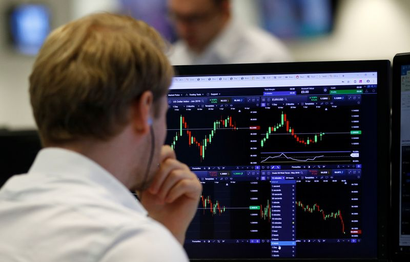 Column: Bond markets show rising risk of Fed, BoE policy errors By Reuters