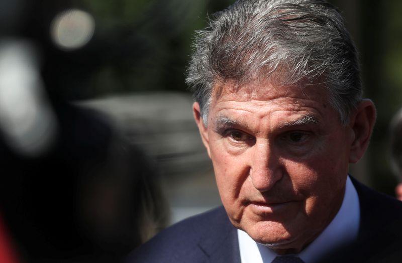 U.S. Senator Manchin promises to block mining royalty plan