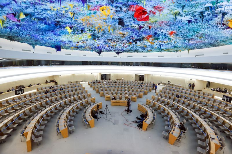 U.S. will oppose U.N. human rights council's 'disproportionate' attention on Israel -State Dept