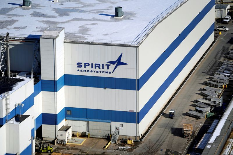 Maker of plane parts Boeing calls flawed supplied Spirit, others - sources