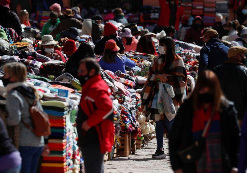 Argentina inflation spikes sharply despite battle to curb prices