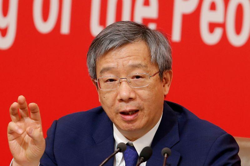 China menghadapi tantangan dari 'salah urus' di perusahaan-perusahaan tertentu, kata kepala PBOC