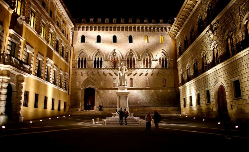 UniCredit, Italy govt end talks over potential sale of Monte dei Paschi