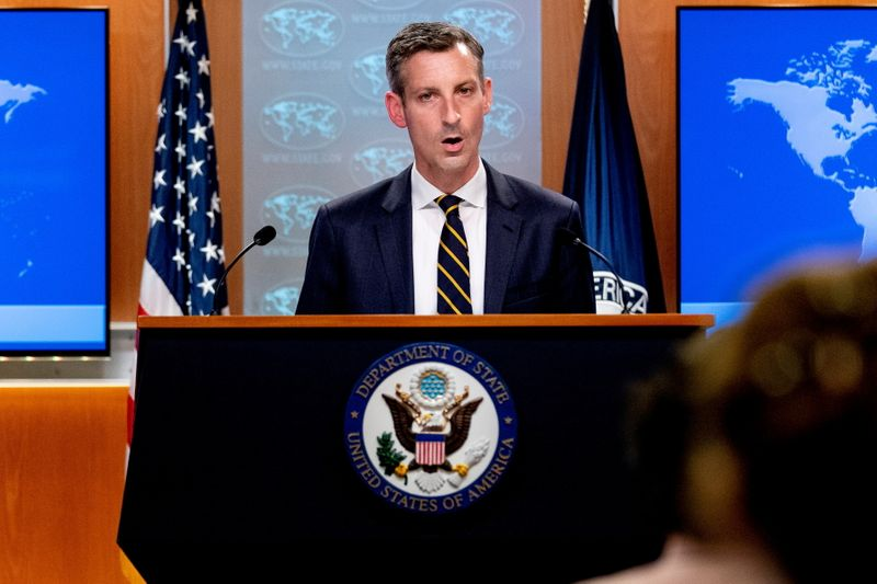 In face of hack attacks, U.S. State Department to set up cyber bureau