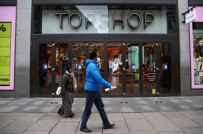 IKEA buys former Topshop store in London's Oxford Circus for £378 million By Reuters