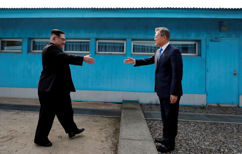 Explainer: South Korea sees peace declaration as key to restarting North Korea talks