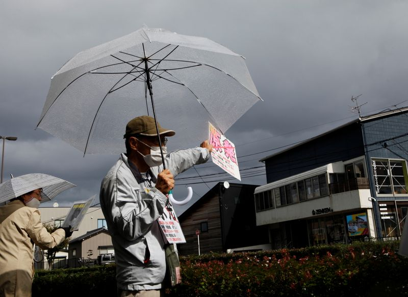 Japan PM's nuclear push faces resistance ahead of election
