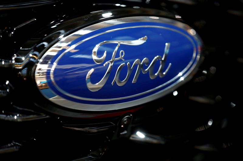 Ford, GM juggle high prices, supply chain pressure in Tesla's shadow