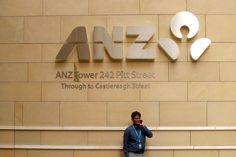 Australia's ANZ missing out on housing boom, even as earnings beat expectations