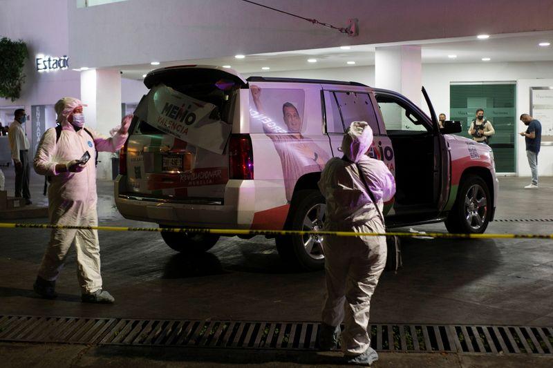 焦点:メキシコで流血の選挙戦、宿病の治安問題が悪化の一途