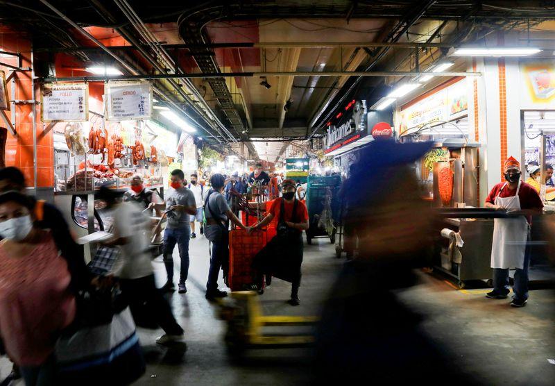 Economia do México cresce mais que o esperado no 1º tri
