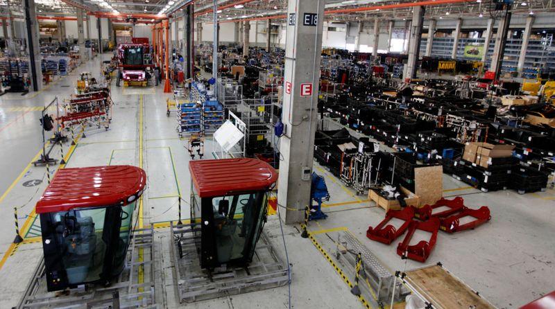 Fabricantes de máquinas podem importar aço para combater alta de preços