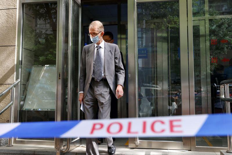 China keeps diplomats out of espionage trial of Australian Yang Hengjun