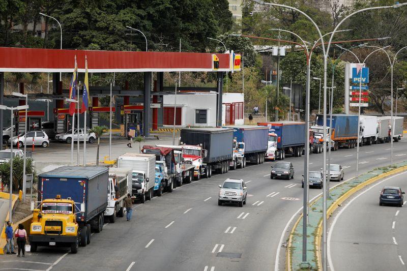 Exclusive-First diesel cargo in six months arrives in Venezuela -sources