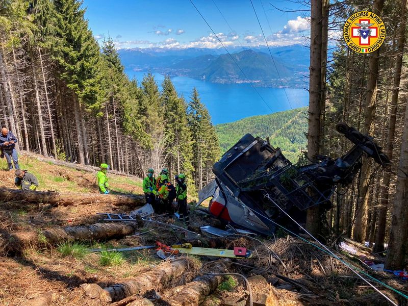 Profit put before safety in Italy cable car disaster, prosecutors say