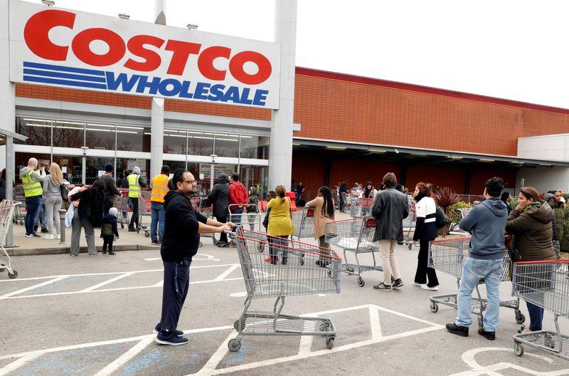 Costco beats revenue estimates as restrictions ease