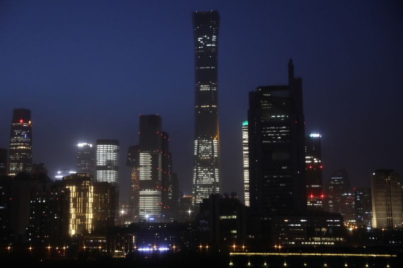 China January-April state-owned firms' profit up 240% year-on-year - finance ministry