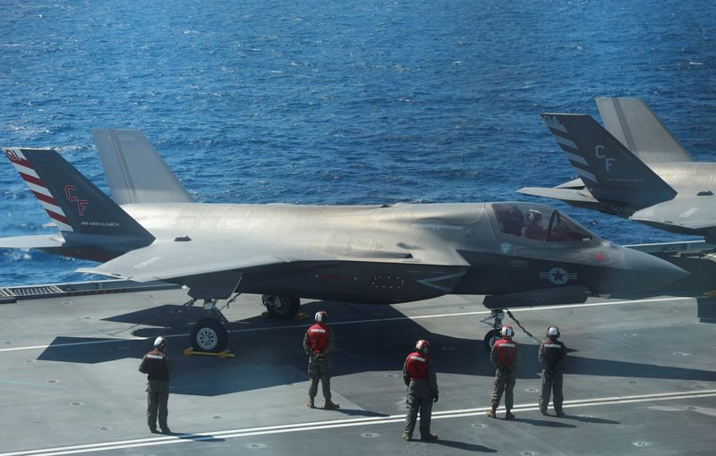 Battleship diplomacy: Britain's new aircraft carrier joins NATO, has message for China
