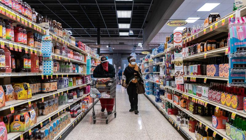 Pent-up demand, shortages fuel U.S. inflation