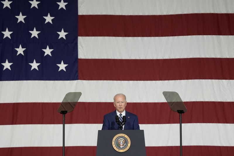 <p>Biden's big budget comes with a Small growth Prognosis for an aging country thumbnail